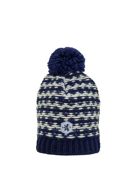 Visuel Bonnet campagnard bleu
