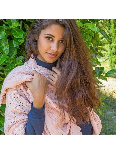 Etole Mont-Blanc rose lifestyle Blanc Bonnet